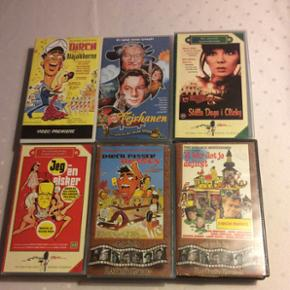 VHS film.gamle danske film. - Odense - VHS film.gamle danske film. - Odense