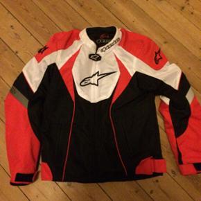 Alpinestars MC jakke til herre, str.M .  - København - Alpinestars MC jakke til herre, str.M . Kun lidt brugt, er i rigtig god stand. - København