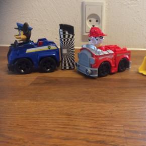 Paw patrol biler med figur 1 bil med fig - Vejen - Paw patrol biler med figur 1 bil med figur 50 kr De er helt nye 1 kan sendes for 20 kr (brev) Ellers 33 kr forsikret - Vejen