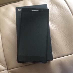 Lenovo k80m 64GB fåes ikke i Dk. Købt  - Esbjerg - Lenovo k80m 64GB fåes ikke i Dk. Købt i Asien og ikke brugt mere end 1 måned virker og har ingen ridser. - Esbjerg