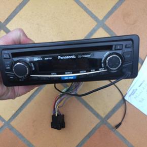 Panasonic CQ-C1303NW bil radio. Giv et b - Esbjerg - Panasonic CQ-C1303NW bil radio. Giv et bud - Esbjerg