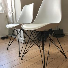 4 stole fra IDEmøbler - ny pris 2600,-  - København - 4 stole fra IDEmøbler - ny pris 2600,- de fejler intet og er meget lidt brugt. - København
