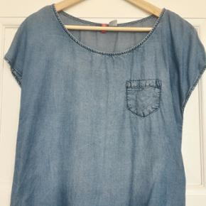 H&M denim blouse - København - H&M denim blouse - København