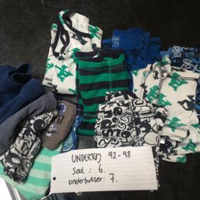 Undertøj til dreng str. 92-98 - Viborg - Undertøj til dreng str. 92-98 - Viborg