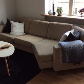 Rigtig god, men brugt sofa til salg. Ny  - Esbjerg - Rigtig god, men brugt sofa til salg. Ny pris!! Kan hentes i weekenden uge 36. - Esbjerg