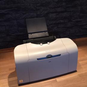 Printer Canon i455 Fungere som den skal - Køge - Printer Canon i455 Fungere som den skal - Køge