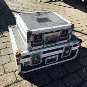 Flightcase 2 stk kom med er bud - Aalborg  - Flightcase 2 stk kom med er bud - Aalborg