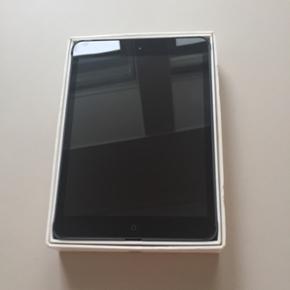 Ipad mini 16 GB Brugt få gange 100% rid - Aalborg  - Ipad mini 16 GB Brugt få gange 100% ridse fri Som ny Inkl cover Ingen oplader, da den er blevet brugt til iPhone. - Aalborg