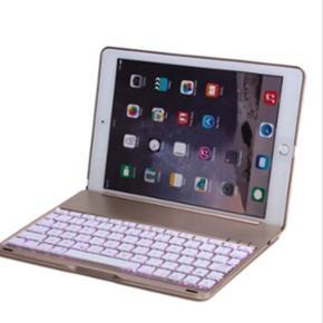 Tastatur til iPad air 2 - helt nyt kun ? - København - Tastatur til iPad air 2 - helt nyt kun åbnet - guld - Bluetooth np 550kr - København