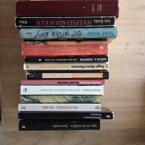 Div. Bøger. Milan Kundera er på engels - Ringkøbing - Div. Bøger. Milan Kundera er på engelsk. BYD! - Ringkøbing