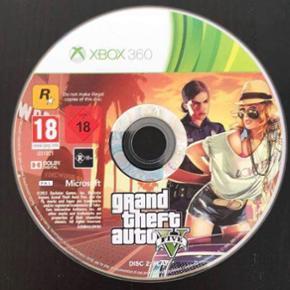 Gta til Xbox 360 - god stand, æske medf - København - Gta til Xbox 360 - god stand, æske medfølger ikke - København