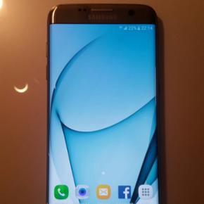 Samsung galaxy S7 Edge Gold - Skive - Samsung galaxy S7 Edge Gold - Skive