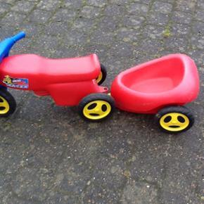Scooter med vogn sælges, afhentes i Esb - Bramming - Scooter med vogn sælges, afhentes i Esbjerg eller nordenskov - Bramming
