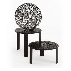 Designer sofaborde fra Kartell. Jeg har  - København - Designer sofaborde fra Kartell. Jeg har to stk. T-Table sofaborde fra Kartell til salg i forskellige højder, et high og et low sofabord, som fint kan sættes sammen for et personligt udtryk. Nypris: 1620,- pr styk / 3240,- for begge borde. S - København
