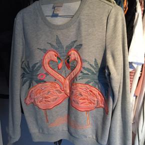 Sweatshirt GMB Str.38 H&M Trend - Ringkøbing - Sweatshirt GMB Str.38 H&M Trend - Ringkøbing