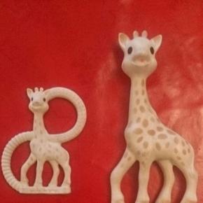 Sophie La Giraffe sæt. Rigtig fin stand - København - Sophie La Giraffe sæt. Rigtig fin stand brugt minimalt - København