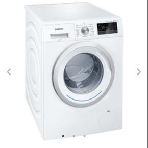 Siemens vaskemaskine, WM14N2E8DN, frontb - Odense - Siemens vaskemaskine, WM14N2E8DN, frontbetjent, 1400 omdr./min., energiklasse A+++, Virker som den skal. brugt få gange. I super god stand Sælges på grund af flytning - Odense