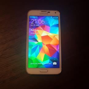 Samsung Galaxy S5. Brugt. I fin stand. M - København - Samsung Galaxy S5. Brugt. I fin stand. Mindste pris: 300 kr. - København
