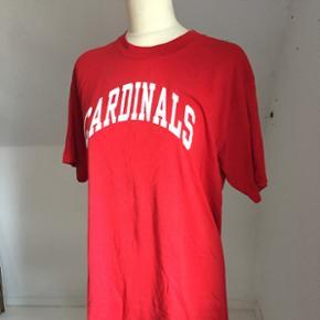 Cardinals t shirt. Vintage str. L - København - Cardinals t shirt. Vintage str. L - København