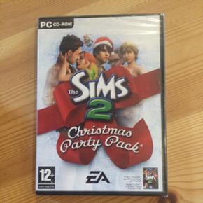 THE SIMS 2 CHRISTMAS PARTY PACK sælges! - Ribe - THE SIMS 2 CHRISTMAS PARTY PACK sælges! BYD! Som ny. Uåbnet. Stadig indpakket i gennemsigtig folie. - Ribe