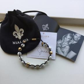 Ægte Nialaya armbånd,aldrig brugt np 2 - Kolding - Ægte Nialaya armbånd,aldrig brugt np 2899,- byd - Kolding