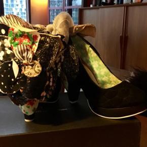De fedeste irregular choice sko. Jeg kø - København - De fedeste irregular choice sko. Jeg købte dem desværre for små, så de er aldrig kommet i brug uden for hjemmet - København