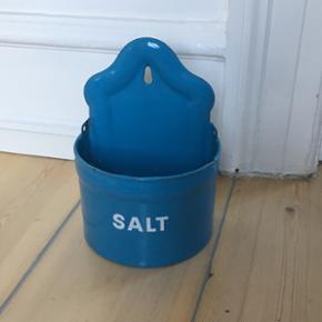 Madam Blå saltkar uden trælåg - fra G - København - Madam Blå saltkar uden trælåg - fra Glud og Marstrand - København