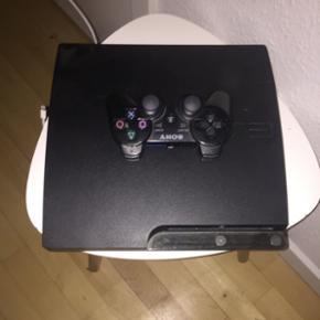 Sælger den her PS 3 med gta 5 med prise - København - Sælger den her PS 3 med gta 5 med prisen kan forhandles