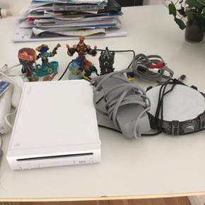 Wii + Skylanders - sælges samlet! Brugt - Ringsted - Wii + Skylanders - sælges samlet! Brugt meget lidt! - Ringsted