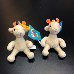 To søde små bamser med nøgleringe 1st - København - To søde små bamser med nøgleringe 1stk 350kr 2stk 500kr bemærk! det er mærkevarer! - København