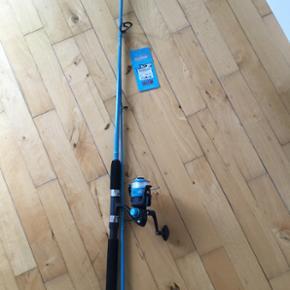 Ny fiskestang. Pris fra ny er 399kr - Århus - Ny fiskestang. Pris fra ny er 399kr - Århus