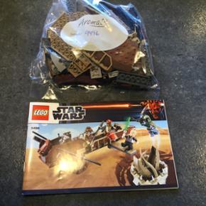Lego Star Wars Model Nr 9496 Alle dele s - Esbjerg - Lego Star Wars Model Nr 9496 Alle dele samt original brugervejledning - Esbjerg