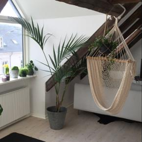 Hand crocheted hanging hammock swing cha - Vejle - Hand crocheted hanging hammock swing chair hængestol hænge stol gyngestol gynge - very strong and comfortable! I am 165cm and weigh 60 - this is very comfortable for me. - Vejle