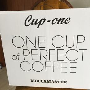 Moccamaster kaffemaskine - helt ny, ubru - Århus - Moccamaster kaffemaskine - helt ny, ubrugt. Inkl. Se billedet. - Århus