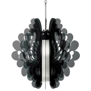 Design by us - Papillon lampe - nypris 2 - Aalborg  - Design by us - Papillon lampe - nypris 2300 kr. - Aalborg