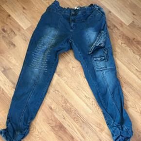 Zizzi Jeans i str. 50 - aldrig brugt. - Billund - Zizzi Jeans i str. 50 - aldrig brugt. - Billund