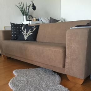 3 prs. sofa sælges p.g.a flytning. God  - Århus - 3 prs. sofa sælges p.g.a flytning. God stand, omkring 2 år gammel i fint stand. Afhentes i Brabrand - Århus