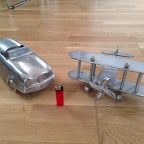 Bil og flyver til pynt 100 kr. Pr. Stk - Esbjerg - Bil og flyver til pynt 100 kr. Pr. Stk - Esbjerg