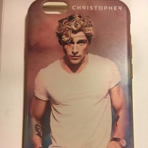 Christopher IPhone 6/6s cover. Ny pris:  - Herning - Christopher IPhone 6/6s cover. Ny pris: 200 kr Sælger den billigt. Er åben for bud. - Herning