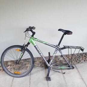 Har denne trek 3700, der er i god stand, - Århus - Har denne trek 3700, der er i god stand, men misser baghjul. Før jeg tog baghjul ud for min anden cykel, jeg brugte det som en sekundær cykel. Det har 21 Shimano gear, der fungerer godt. En meget flot cykel, hvis du har en ekstra baghjul. - Århus