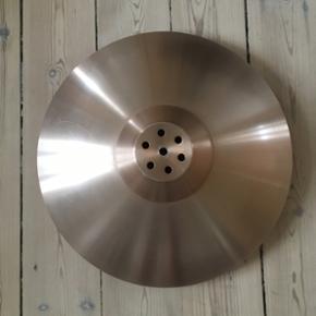 Pendel loftslampe. Bronze lignende farve - København - Pendel loftslampe. Bronze lignende farve. Kan bruges som spisebordslampe. - København