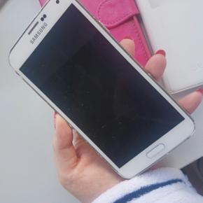 Samsung galaxy s5, used for 1,5years. St - Odense - Samsung galaxy s5, used for 1,5years. Still working good. 16gb. With 2 covers. - Odense
