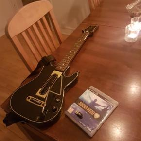 Guitar hero til salg. Kom med et bud - København - Guitar hero til salg. Kom med et bud - København