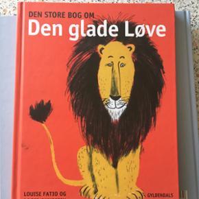 Den store bog om den glade løve Ny - Odense - Den store bog om den glade løve Ny - Odense
