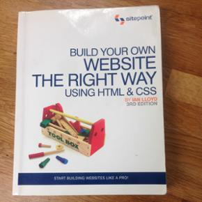 Build your own website the right way usi - Århus - Build your own website the right way using HTML & CSS af Ian Lloyd. 3rd edition - Århus