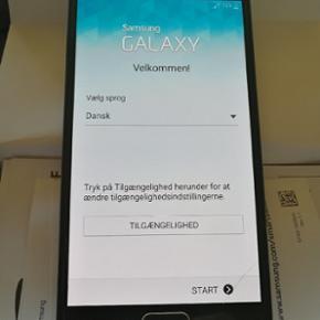 Samsung Galaxy note 4 sælges. Den er kn - Vejle - Samsung Galaxy note 4 sælges. Den er knap 2 år gammel og fungere perfekt. - Vejle