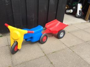 Scooter med vogn gmb - Esbjerg - Scooter med vogn gmb - Esbjerg