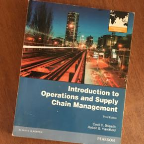 Operations and supply Chain management - Århus - Operations and supply Chain management - Århus