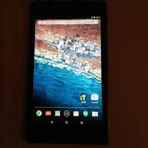 Asus Nexus 7 tommer 16 GB Medfølger USB - Billund - Asus Nexus 7 tommer 16 GB Medfølger USB kabel Fejler ingenting - Billund