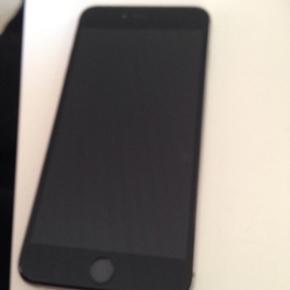 IPhone 6 plus 16gb. Har fået skiftet sk - Frederikshavn - IPhone 6 plus 16gb. Har fået skiftet skærm ved iPhone reparatør. Dog ikke på garanti. Hvis den bruges meget kan den ikke holde strøm en hel dag. derfor den lave pris. FAST PRIS. - Frederikshavn